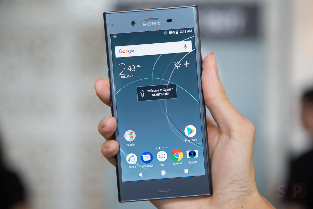Hands-on-Sony-Xperia-XZ1-SpecPhone-0001