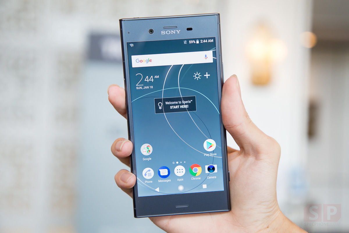 Hands-on-Sony-Xperia-XZ1-SpecPhone-0006