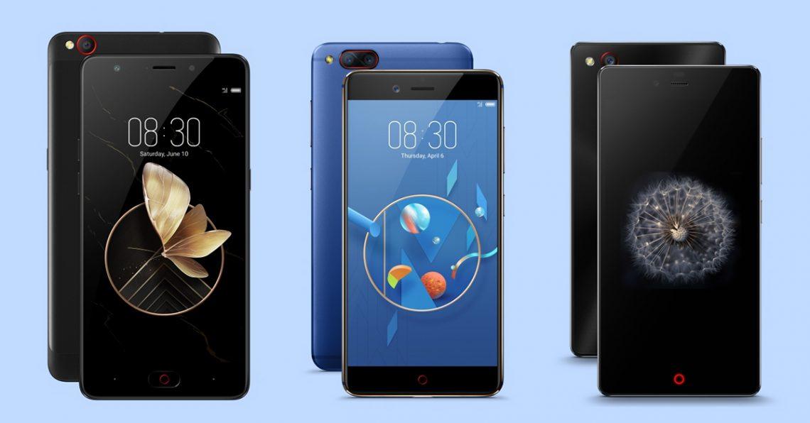 Nubia สมาร์ทโฟน 3 รุ่นใหม่แกะกล่อง คุ้มค่าเกินคาด ถูกใจคนชอบความหรูหราเรียบง่าย