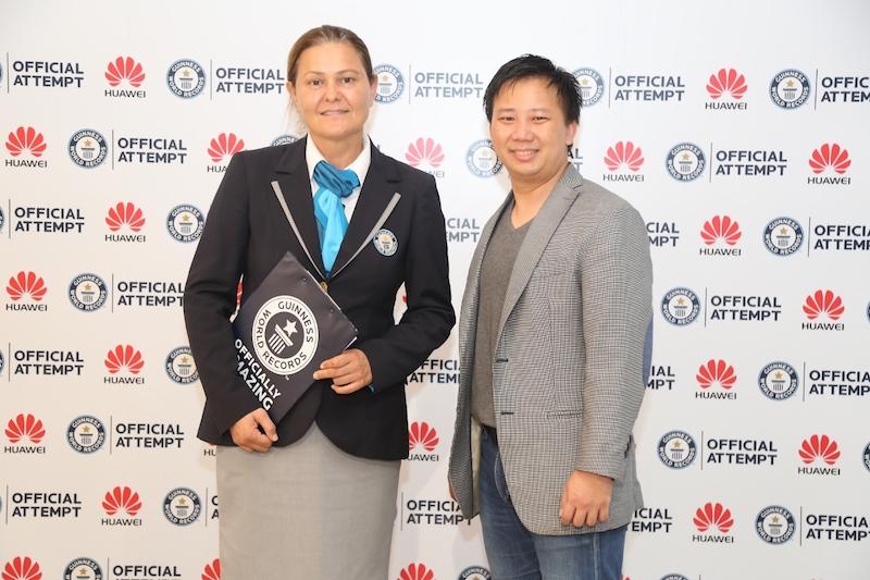 PR Huawei X Guinness SpecPhone 00020