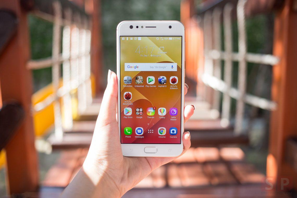 [Review] รีวิว ASUS Zenfone 4 Selfie กล้องหน้าคู่ราคาไม่ถึงหมื่น ถ่ายได้สวยเนียนไม่กลืนผม!!