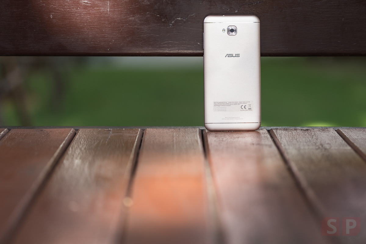 Review Asus Zenfone Selfie SpecPhone 16