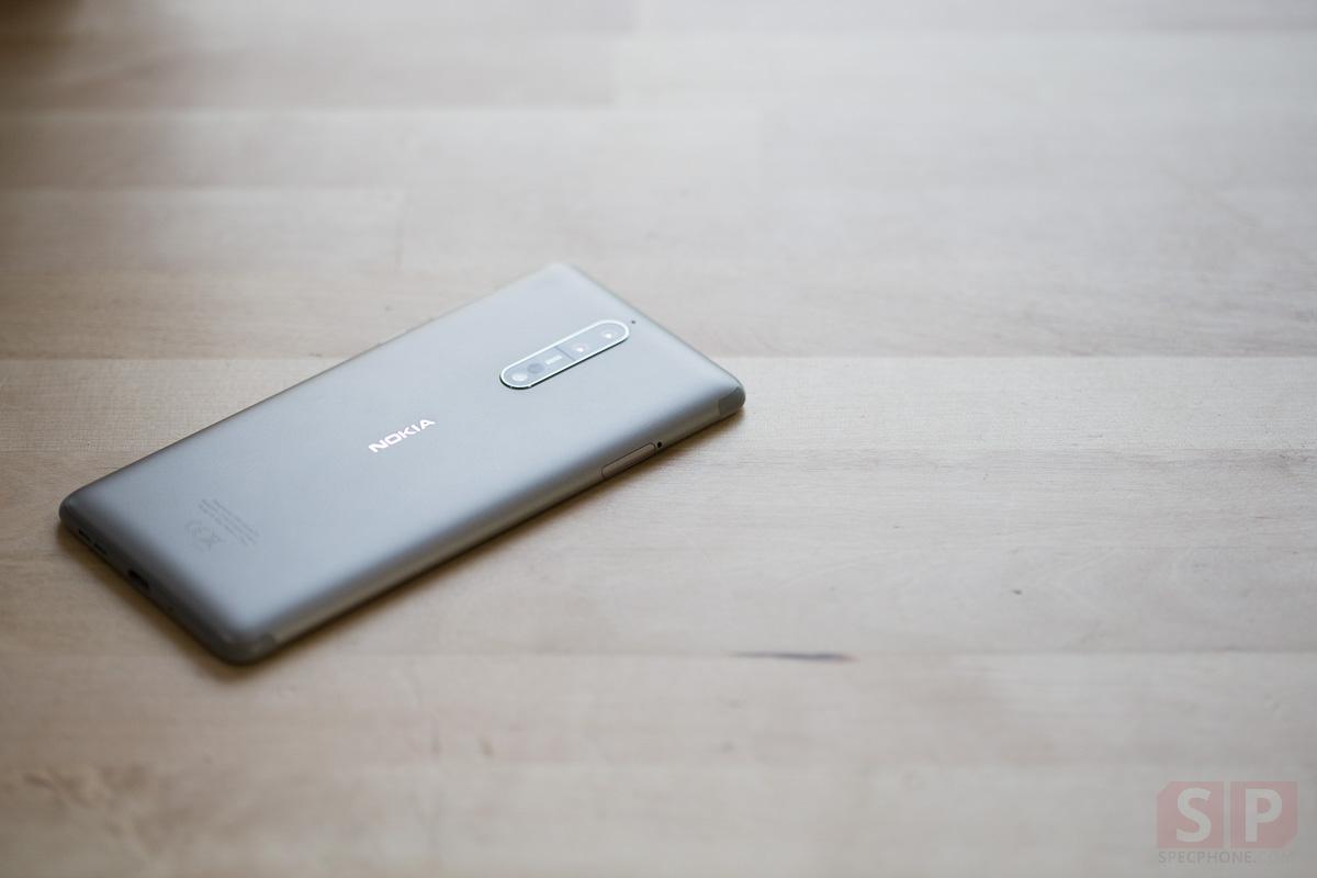 Review Nokia 8 SpecPhone 27