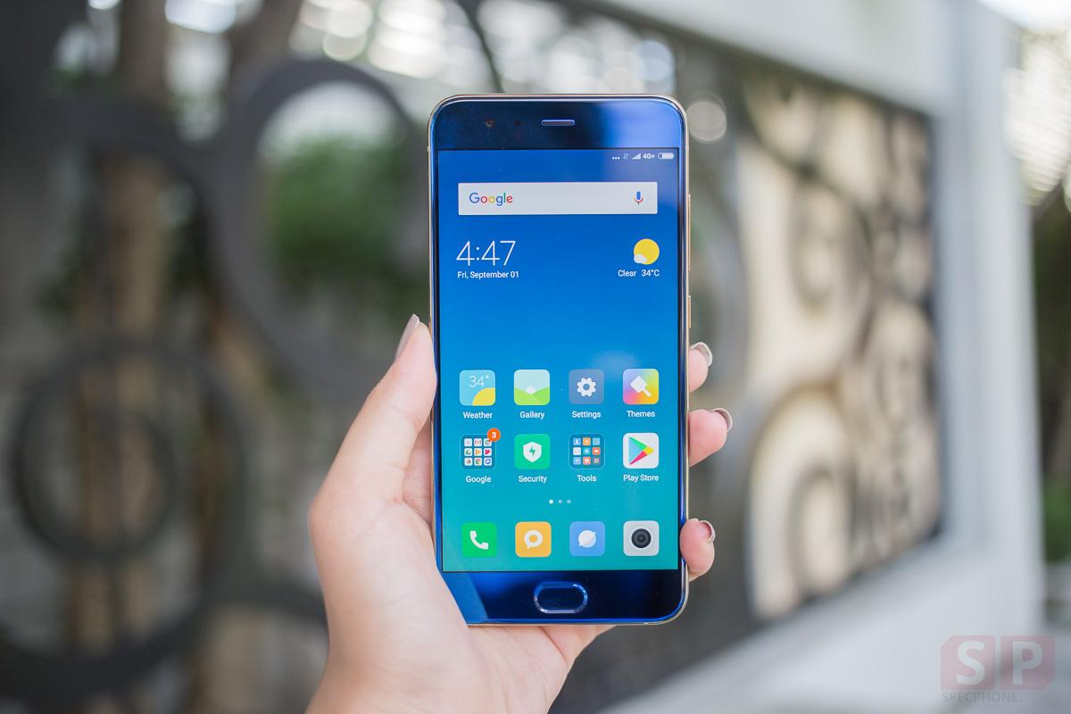 [Review] รีวิว Xiaomi Mi 6 เรือธงแดนจีนสเปคโหด Snapdragon 835 + Ram 6 GB ในราคาหมื่นกลาง ๆ