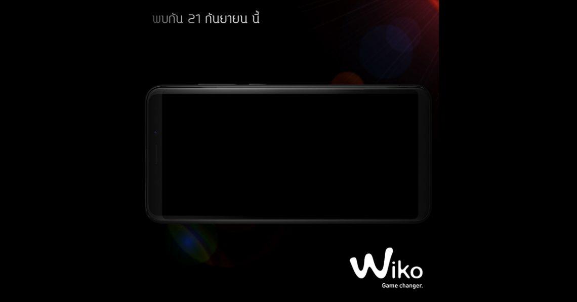 Wiko (วีโก) เตรียมเปิดตัวสมาร์ทโฟนรุ่นใหม่ล่าสุด รวมทุกเทคโนโลยีในราคาที่จับต้องได้