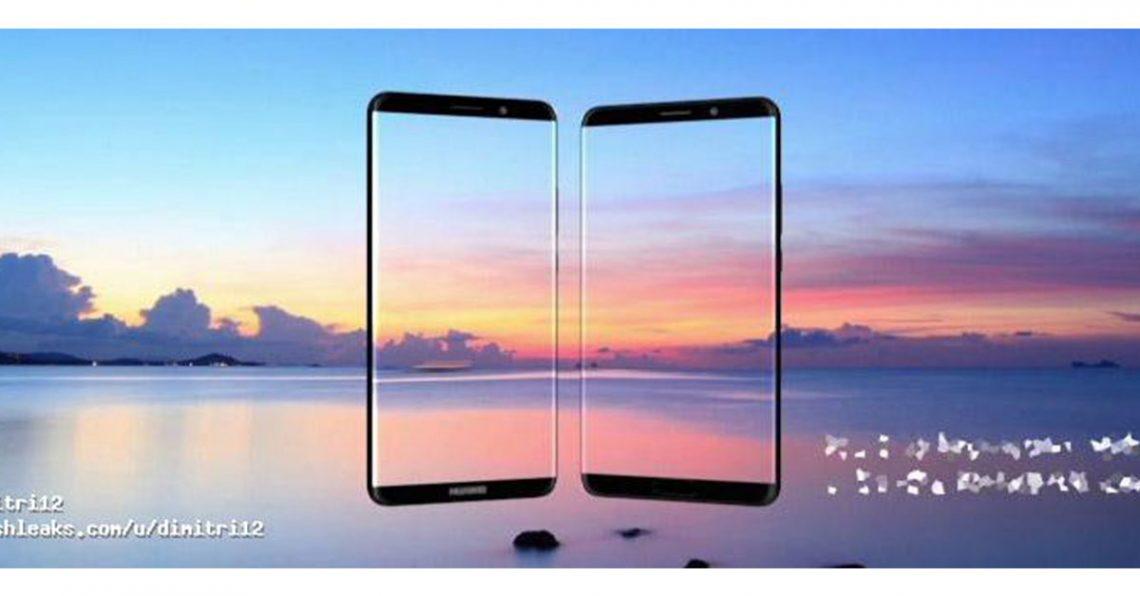 หลุดภาพโปรโมท Huawei Mate 10 /10 Pro ใช้กล้องหลัง LEICA คู่ f/1.6  และชิป Kirin 970 ระบบ AI
