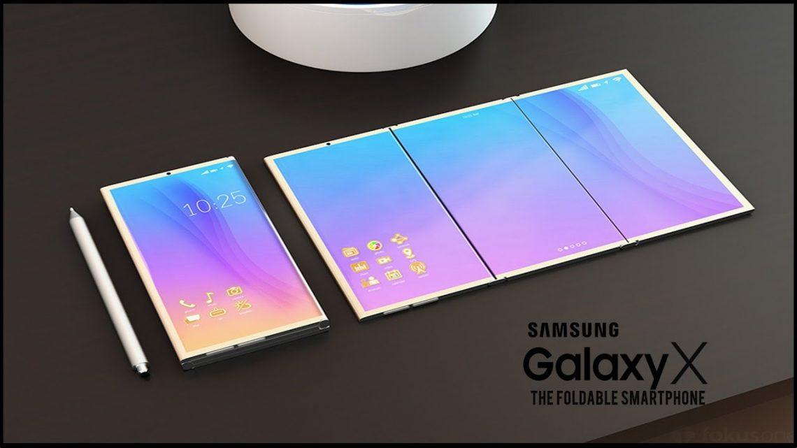 Samsung Galaxy X โทรศัพท์พับจอได้ผ่านการรับรองจากเกาหลีแล้ว