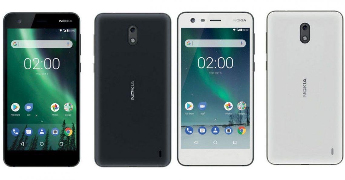 หลุดสเปค Nokia 2 ใช้ชิป Snapdragon 212 พร้อมหน้าจอ HD 720p