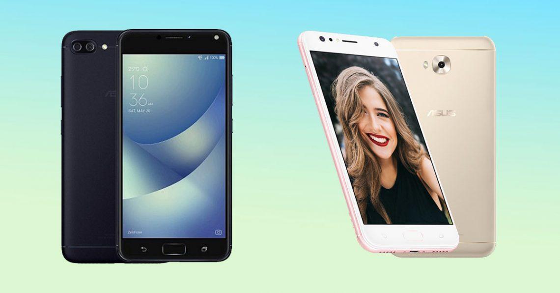 เปรียบเทียบความต่าง 1,000 บาท ซื้อ Zenfone 4 Selfie หรือ Zenfone 4 Max Pro ดี