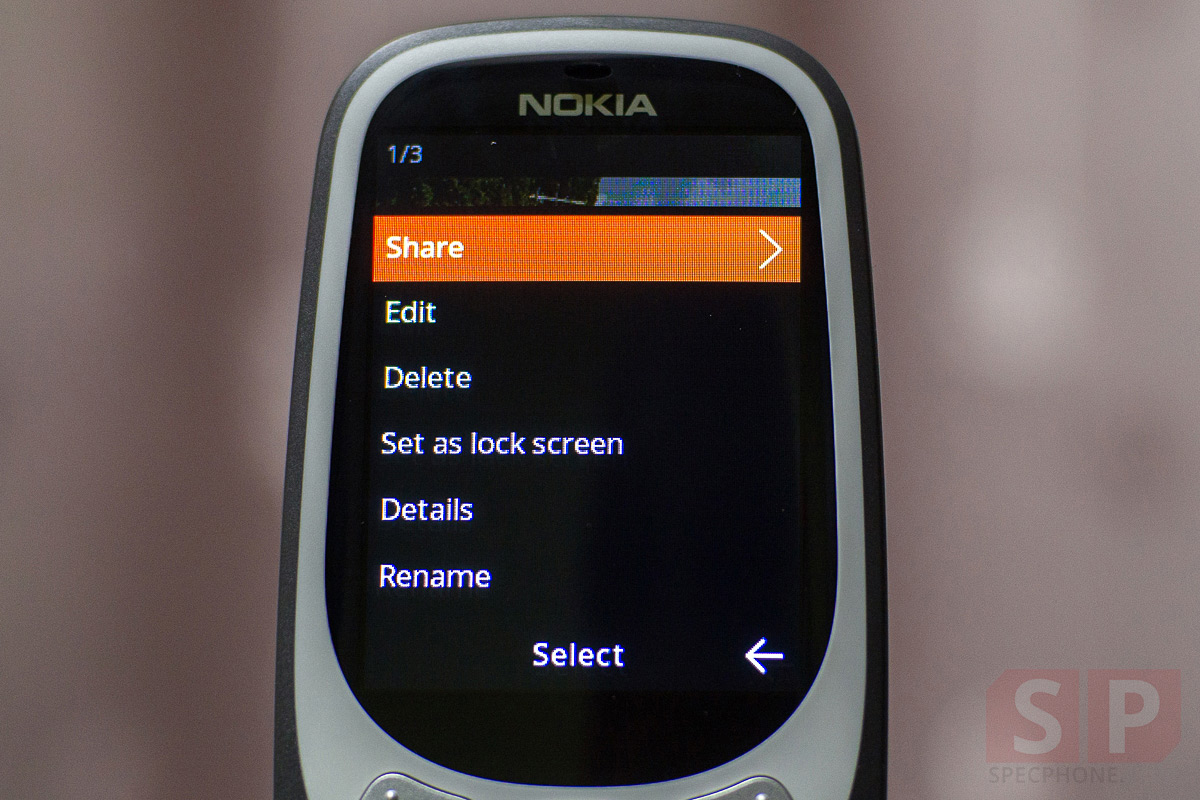 Review Nokia 3310 2017 SpecPhone 20171014 11