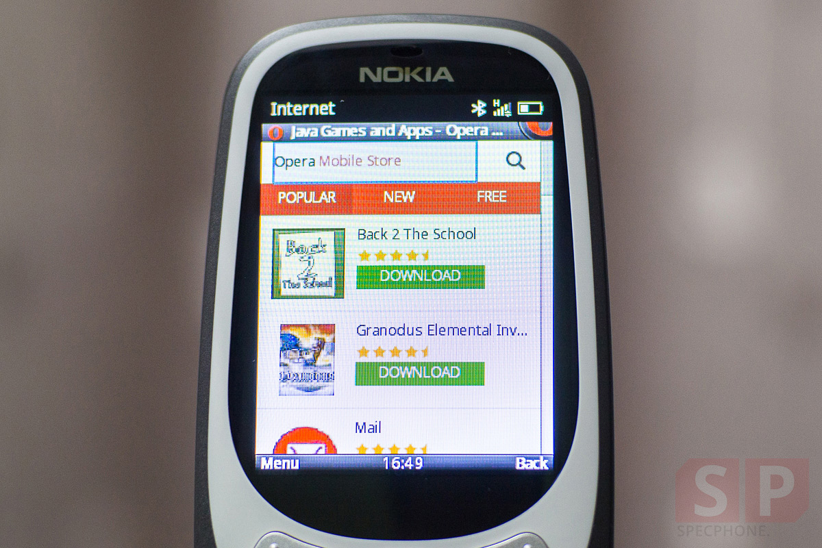 Review Nokia 3310 2017 SpecPhone 20171014 19