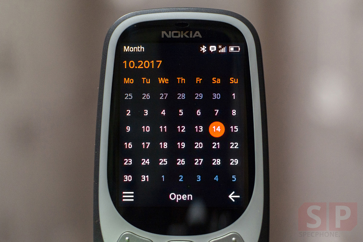 Review Nokia 3310 2017 SpecPhone 20171014 34