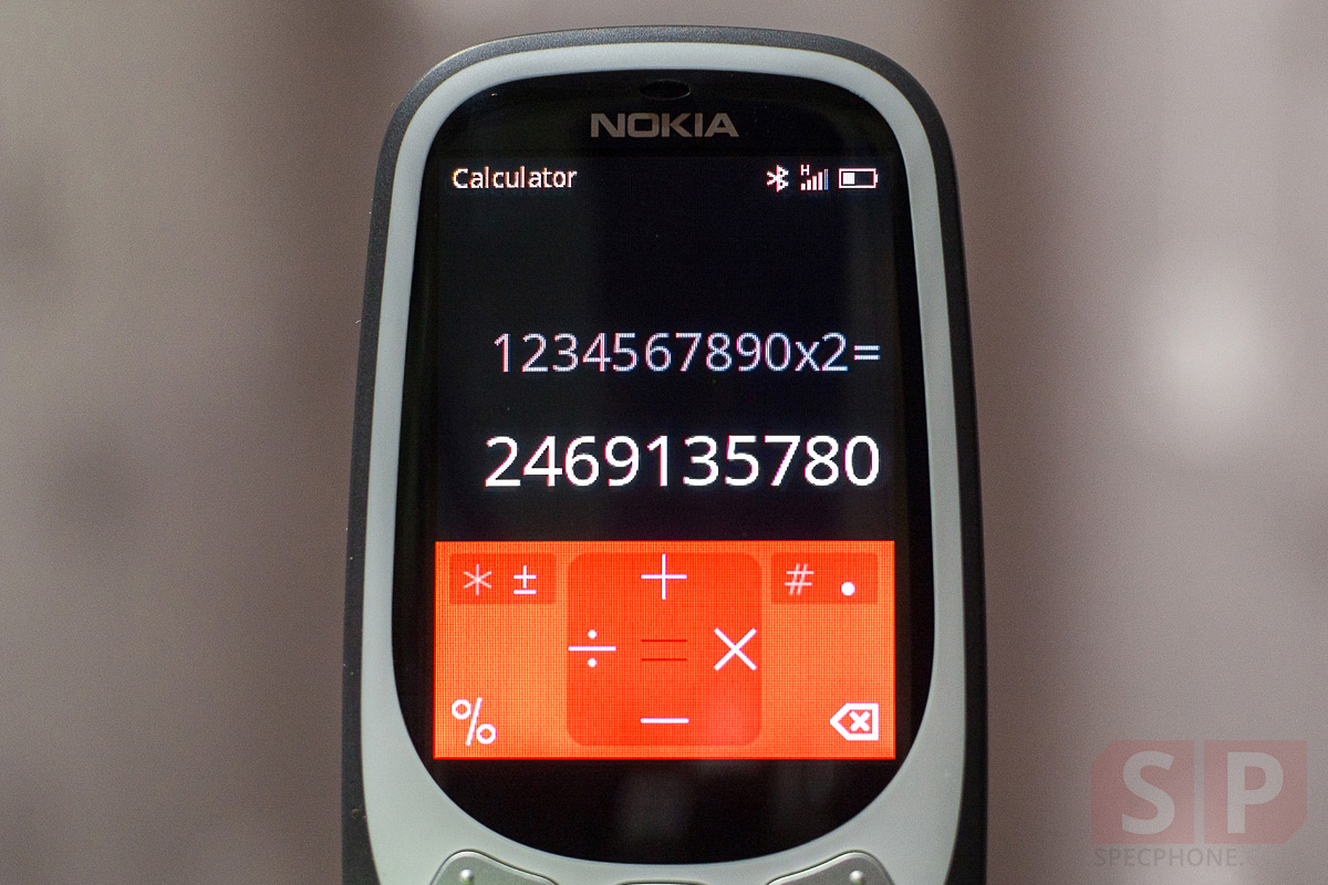 Review Nokia 3310 2017 SpecPhone 20171014 36