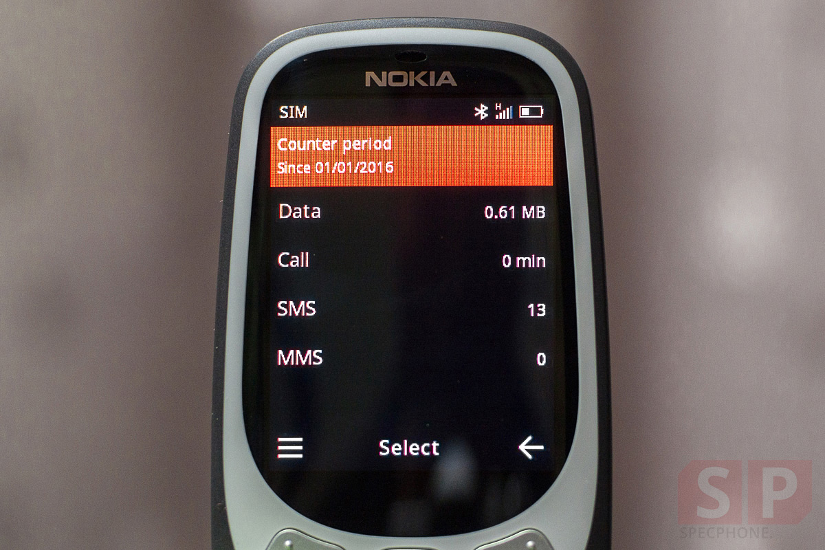 Review Nokia 3310 2017 SpecPhone 20171014 41