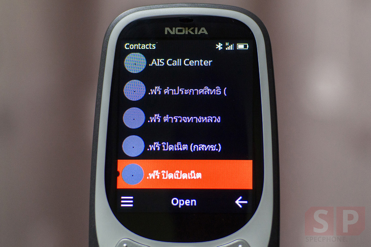 Review Nokia 3310 2017 SpecPhone 20171014 8