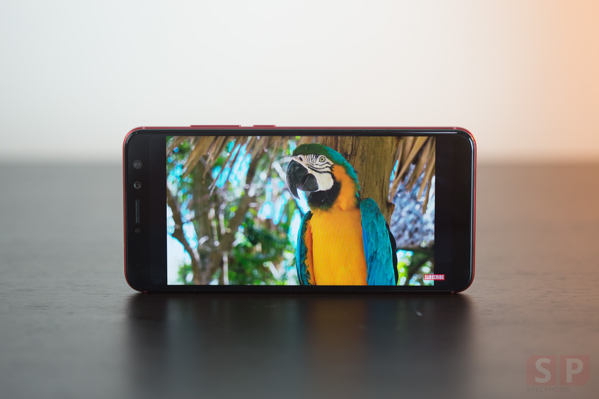 Review Wi Feel Prime SpecPhone 10
