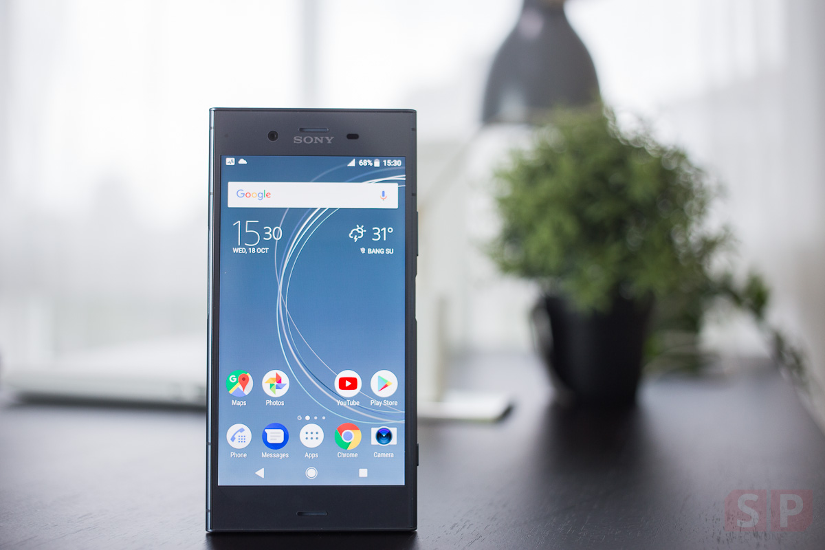Review Xperia XZ1 SpecPhone 1