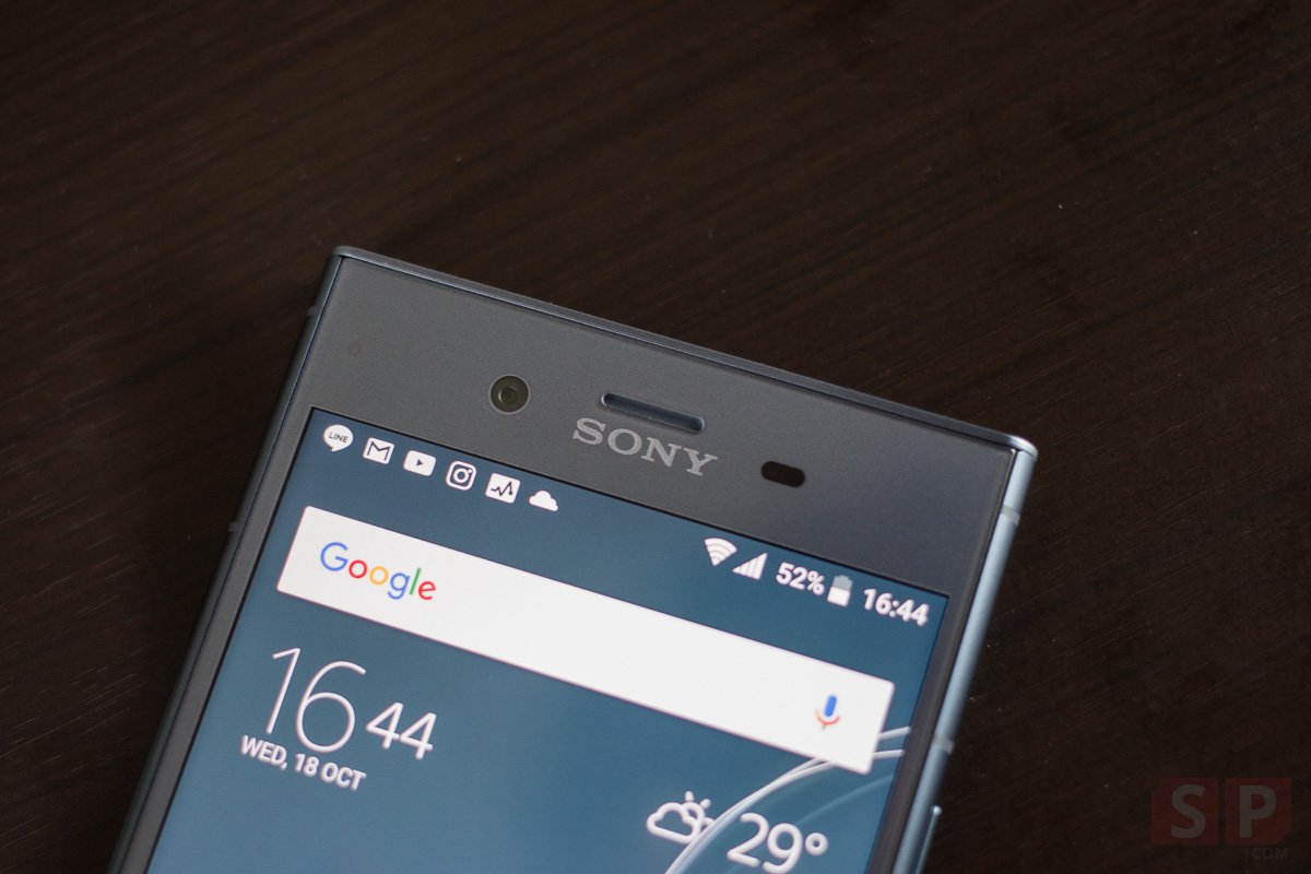 Review Xperia XZ1 SpecPhone 16