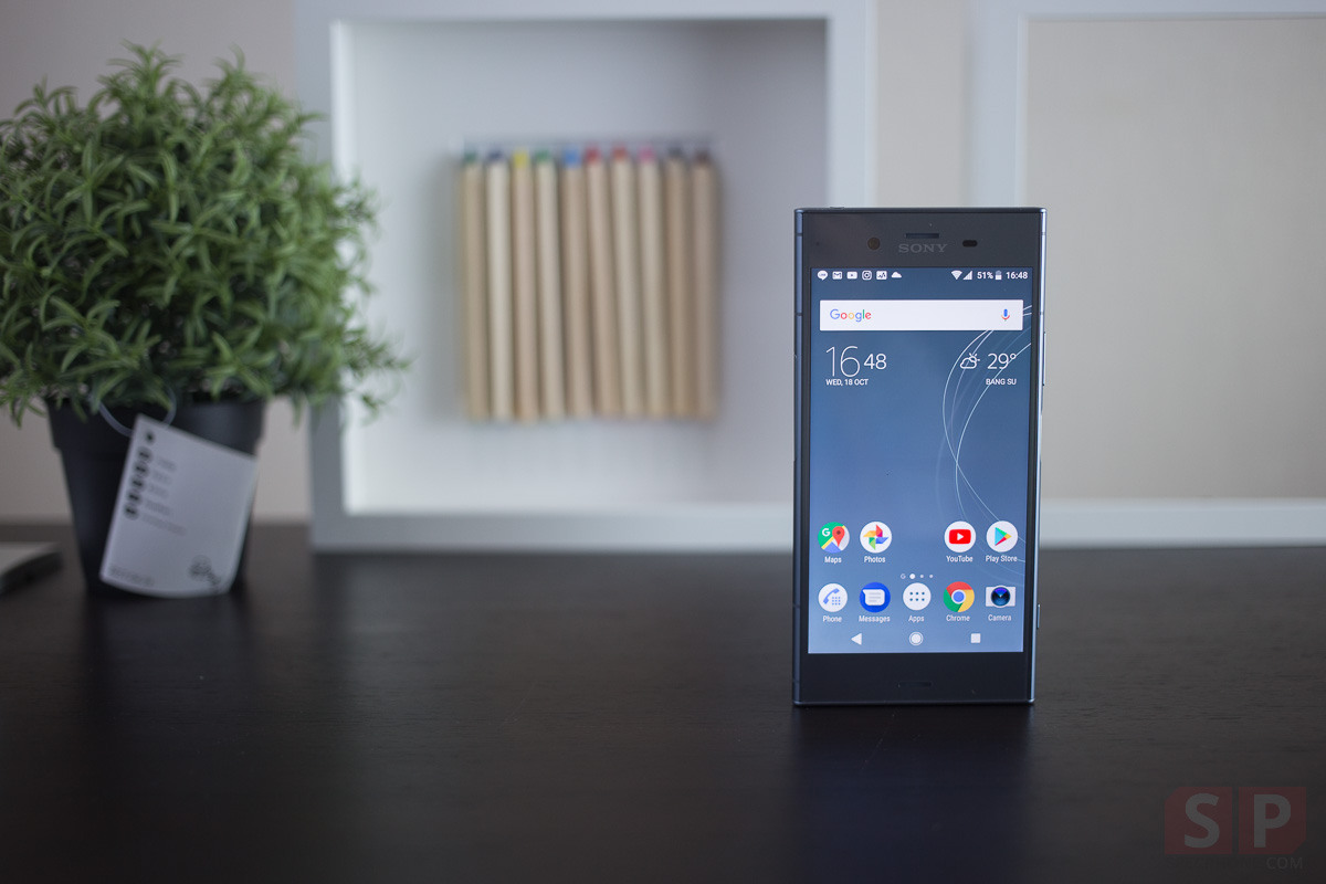 Review Xperia XZ1 SpecPhone 21