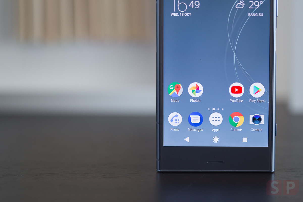 Review Xperia XZ1 SpecPhone 23