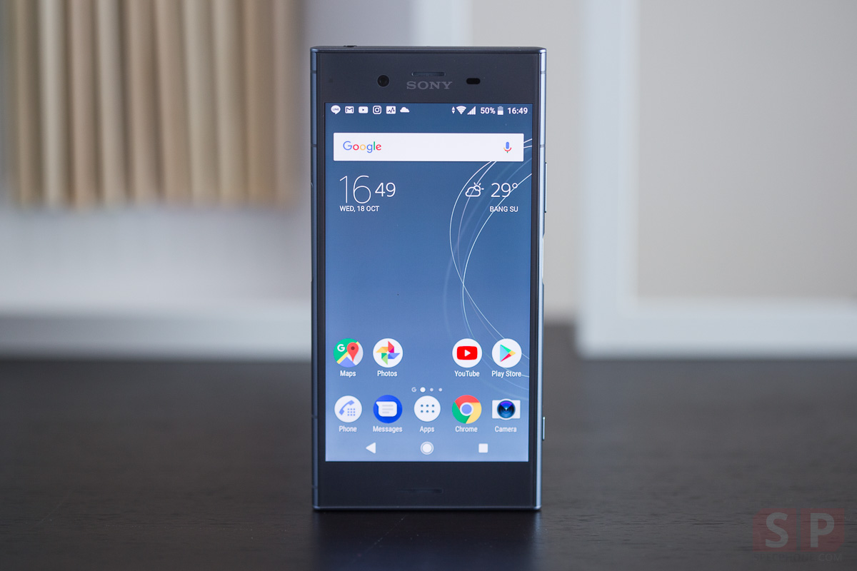 Review Xperia XZ1 SpecPhone 24
