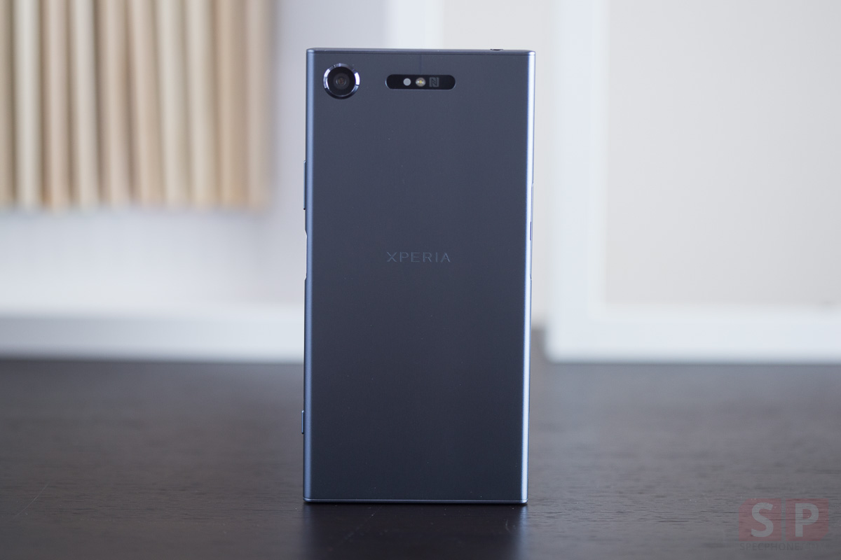 Review Xperia XZ1 SpecPhone 25