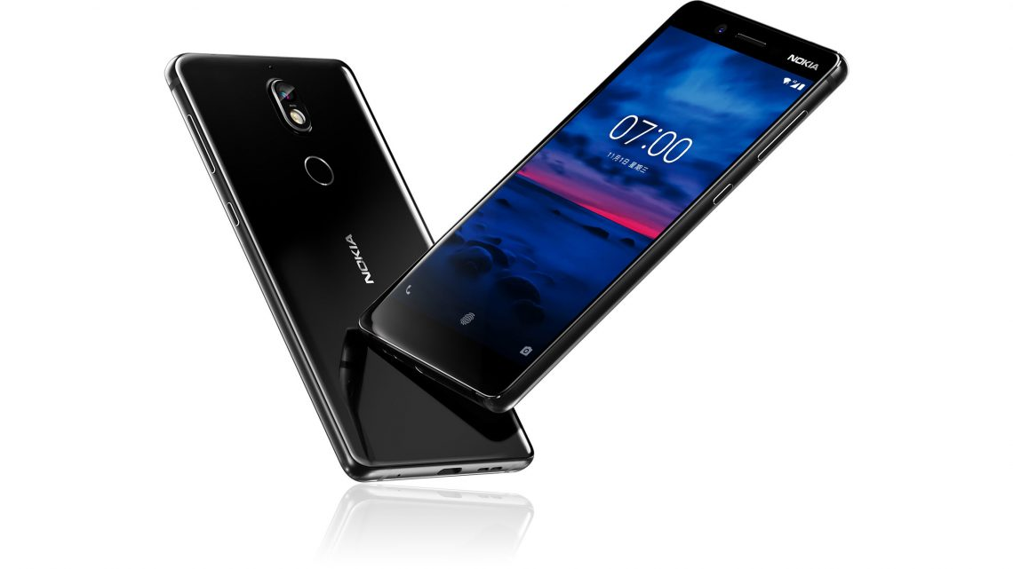 มาเงียบ ๆ Nokia 7 โทรศัพท์ระดับกลางมาพร้อมฟีเจอร์ Bothie Camera