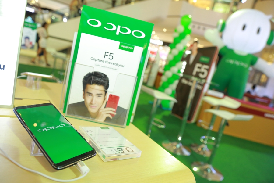 OPPO F5 First day sale Specphone 00005