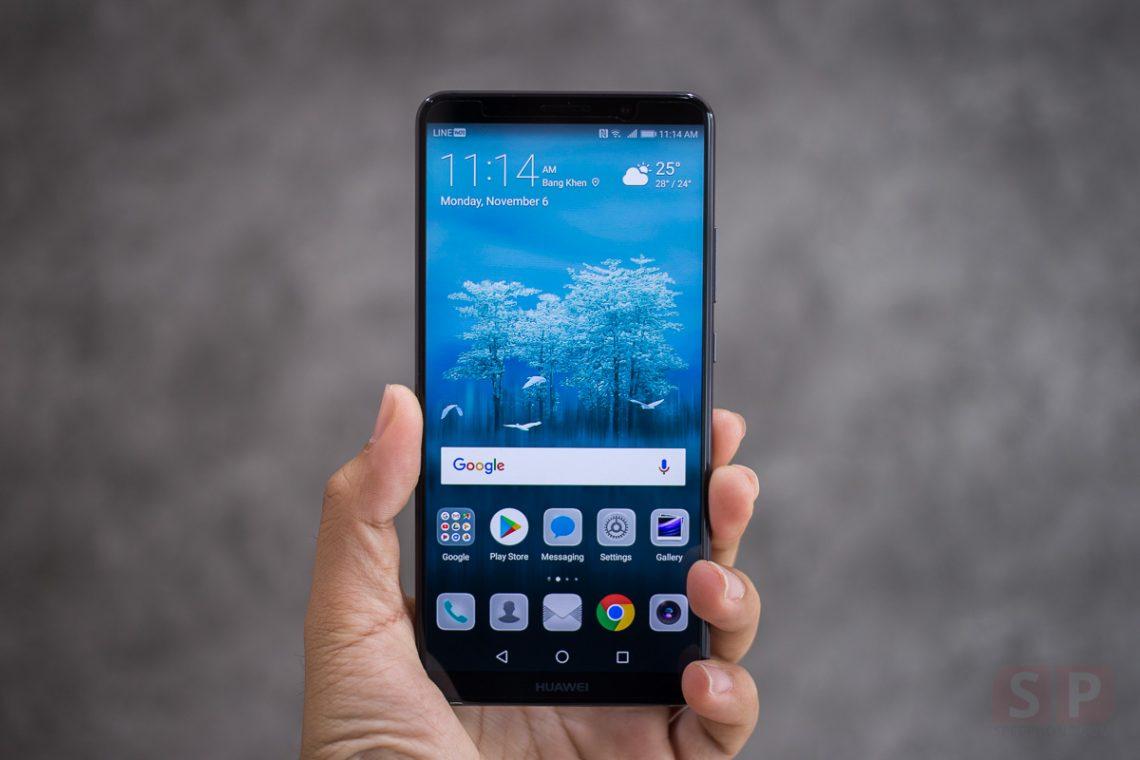 10 จุดเด่นที่ทำให้ Huawei Mate 10 Pro เป็นสมาร์ทโฟนเรือธงที่คุ้มค่าและดีที่สุด!!!