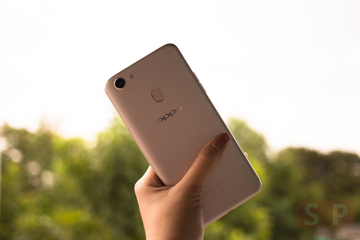 Review OPPO F5 SpecPhone 13