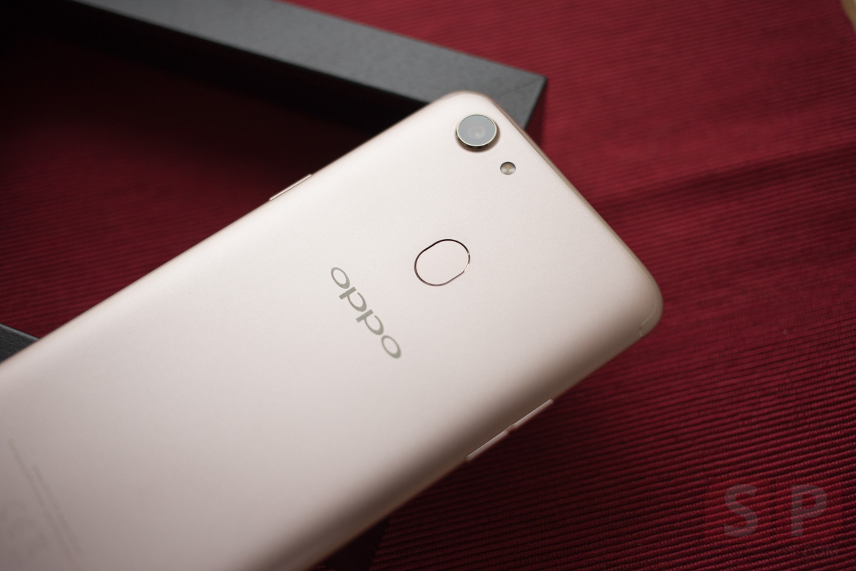 Review OPPO F5 SpecPhone 20