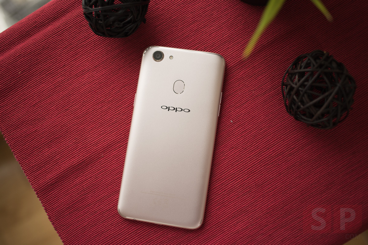 Review OPPO F5 SpecPhone 3