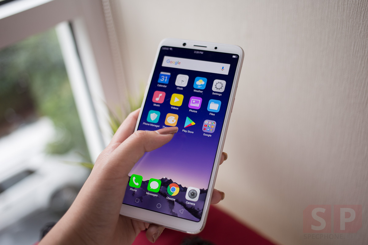 Review OPPO F5 SpecPhone 4