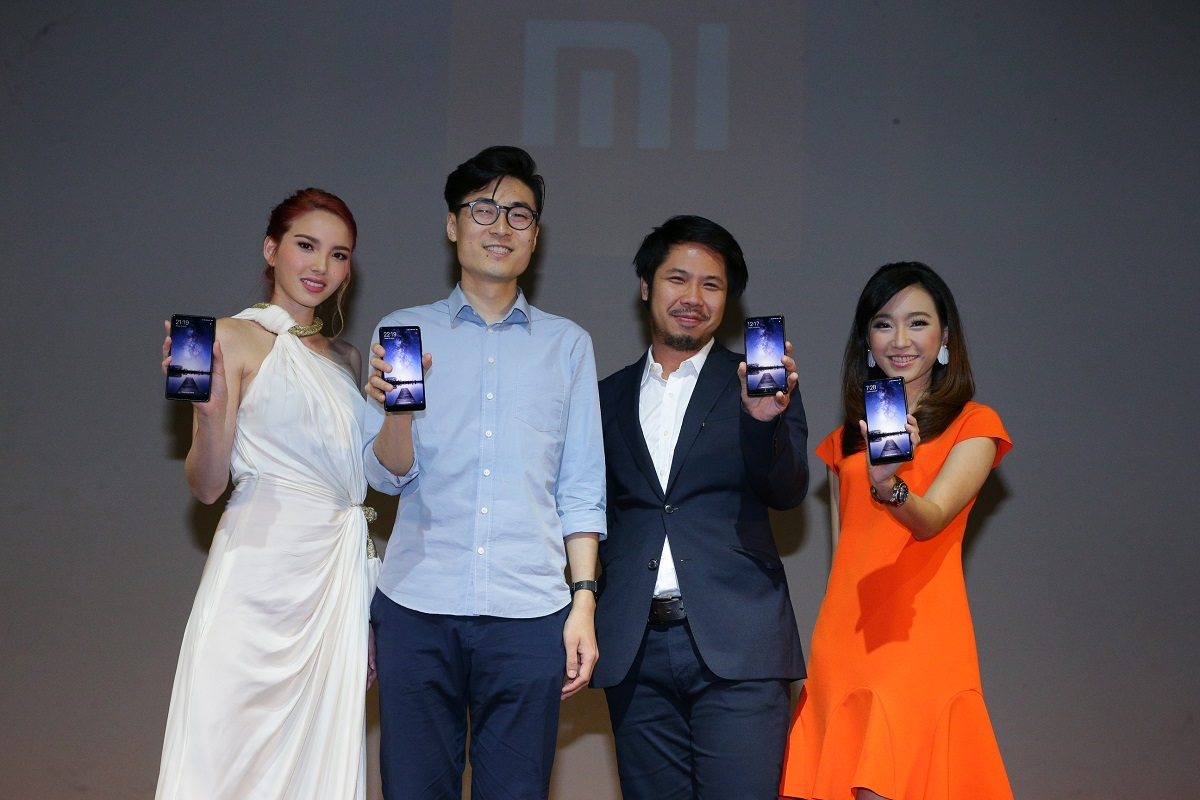 Xiaomi Mi Mix 2 Launched in Thailand 00004