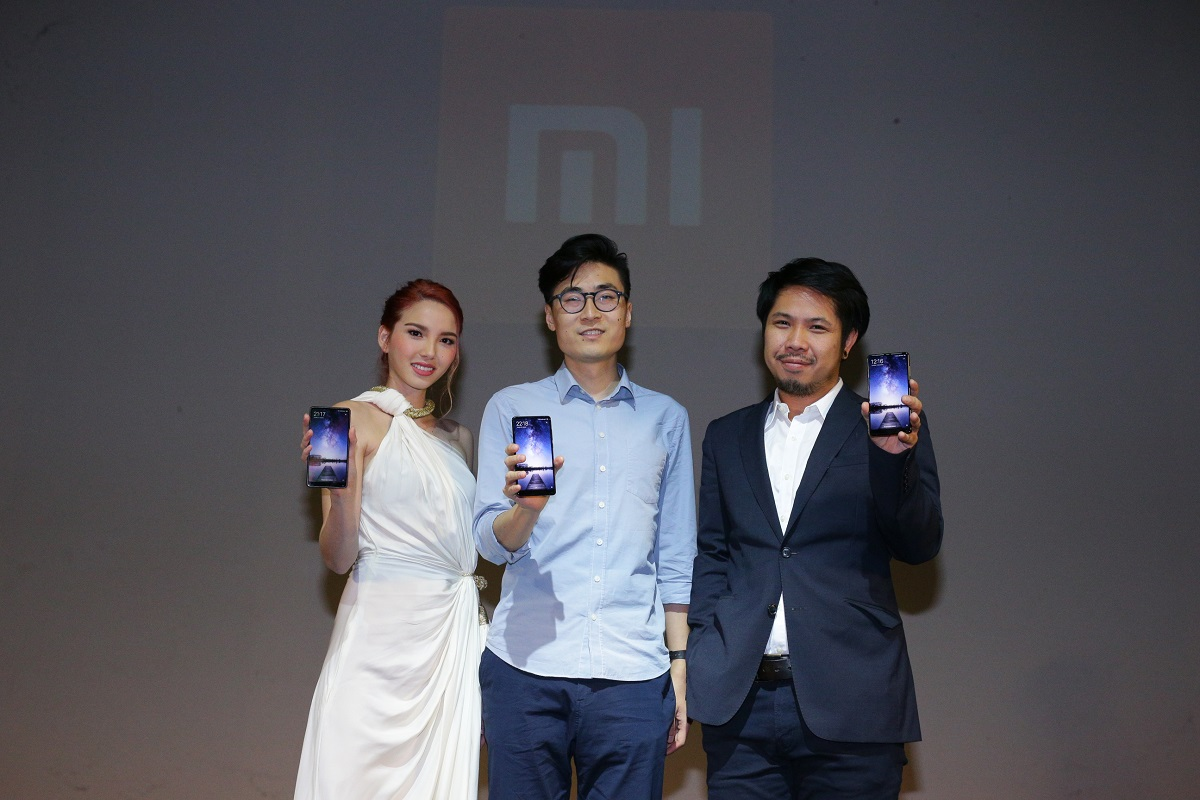 Xiaomi Mi Mix 2 Launched in Thailand 00005