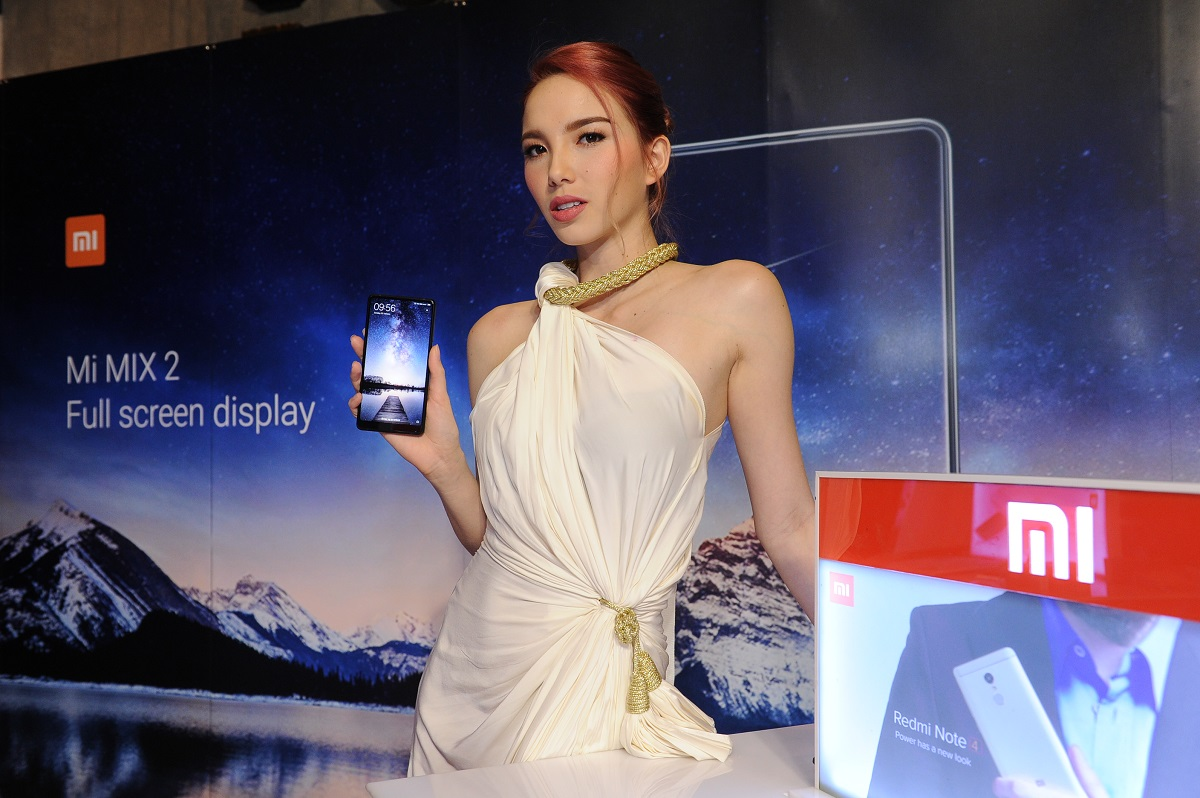Xiaomi Mi Mix 2 Launched in Thailand 00006