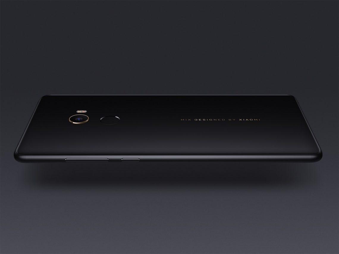 Xiaomi เปิดตัวสมาร์ทโฟน Mi MIX 2 ดีไซน์สวยหน้าจอ full-screen สเปคสุดแรงในราคา 17,990 บาท!!