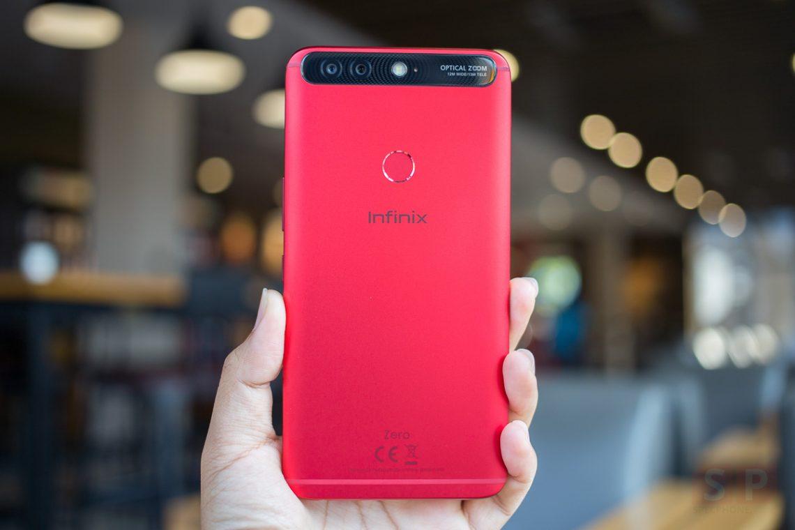 Review – Infinix Zero 5 สมาร์ทโฟนจอใหญ่ Ram 6 GB, กล้องคู่, แบตอึด ชาร์จเร็ว ในราคา 9,990 บาท!