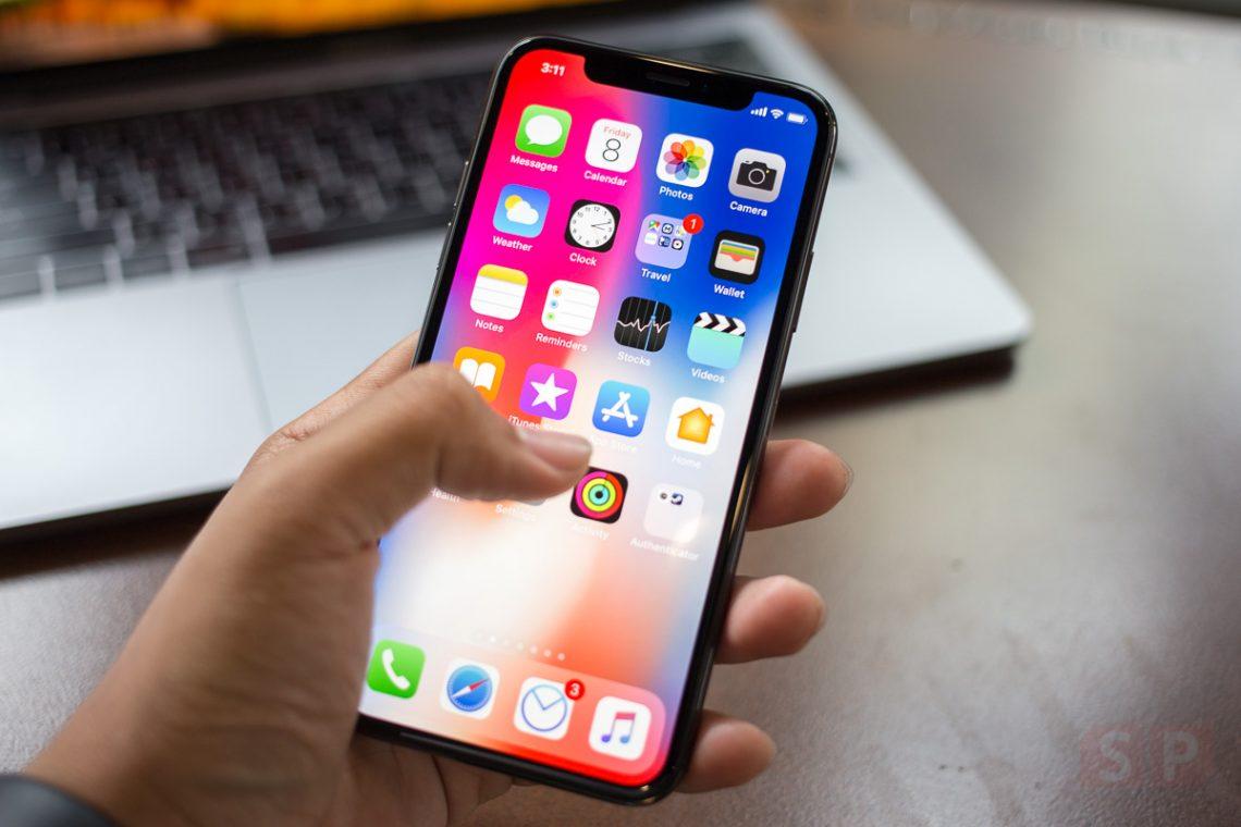 Review – iPhone X สวัสดีรูปทรงใหม่ จอใหญ่สุด ปลดล็อกด้วย Face ID กับราคาเกือบครึ่งแสน!!
