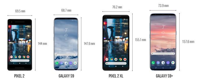 Samsung-Galaxy-S9-vs-Google-Pixel-2-Pixel-2-XL