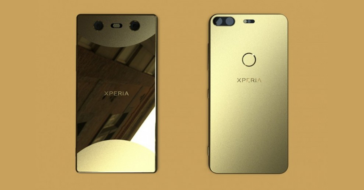 Sony Xperia FullView