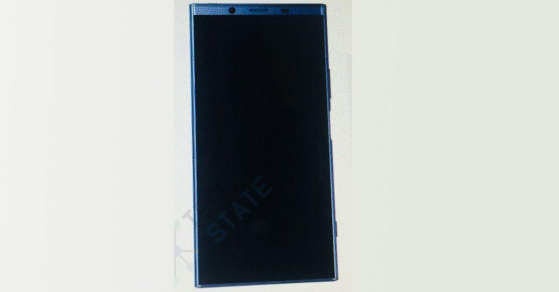 เผยภาพหลุด Sony Xperia XZ2 เป็นครั้งแรก มาพร้อมกับดีไซน์หน้าจอชิดขอบตามเทรนด์ !!