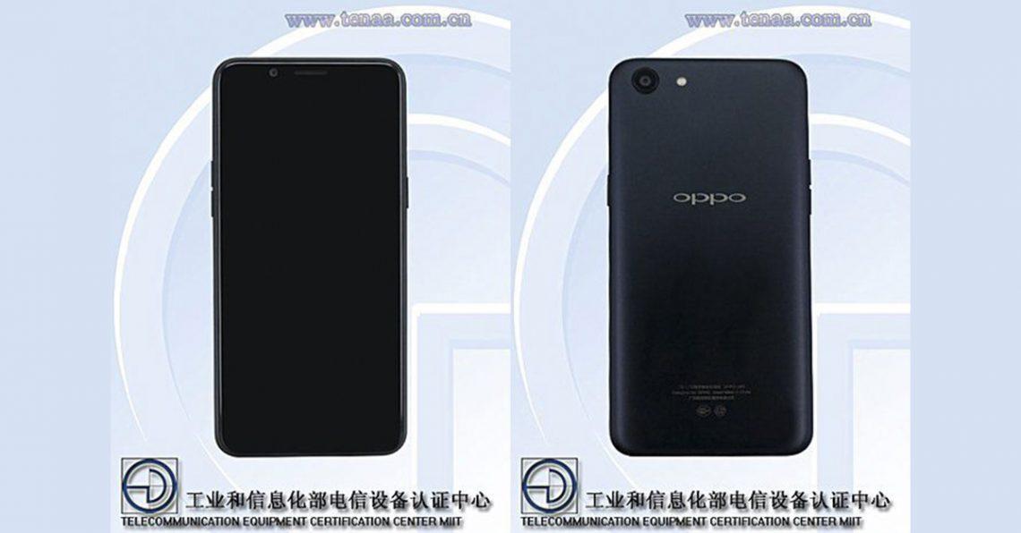 มาอีกรุ่น!! OPPO A83 หน้าจอ Full Screen 5.7 นิ้ว, CPU octa-core 2.5 GHz กล้อง 13 ล้านพิกเซล