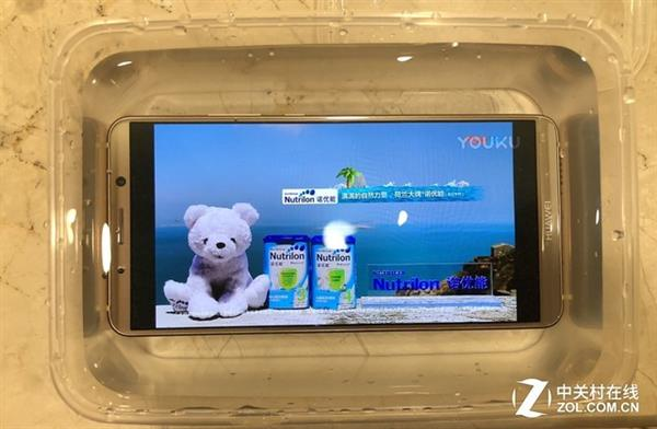 Huawei-Mate-10-Pro-Waterproof-Test-at-deep-freeze-00002