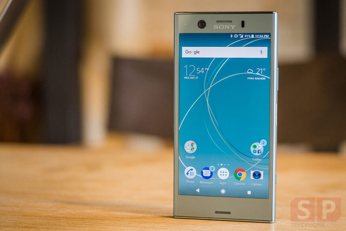 [Review] Sony Xperia XZ1 Compact มือถือสเปค Snapdragon 835 ไซส์มินิ พร้อมฟังก์ชันไม่แพ้รุ่นใหญ่