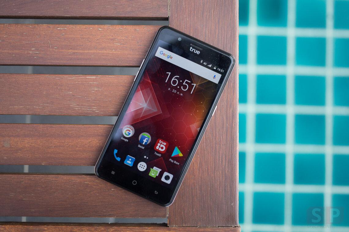 [Review] True Smart 4G Gen C 5.5 สมาร์ทโฟนสุดคุ้มจอ IPS, กล้องคู่ มีสแกนนิ้ว ใช้ Apps ได้ 2 บัญชีในเครื่องเดียว ราคาโปร 990 บาท