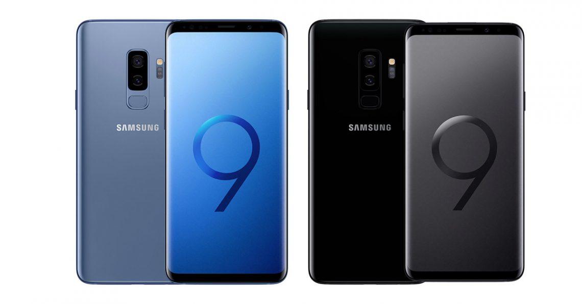 ภาพตัวเครื่อง Samsung Galaxy S9/ S9+ แบบชัด ๆ High-Res จะสวยงามขนาดไหน?