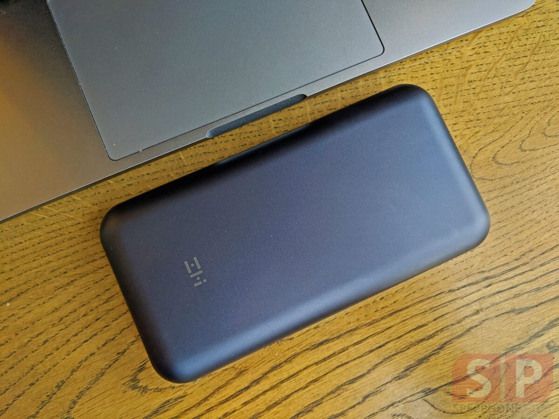 [Review] ZMi 10 (QB820) Powerbank 20000 mAh ชาร์จเข้า-ออกไว ชาร์จได้ยัน MacBook Pro