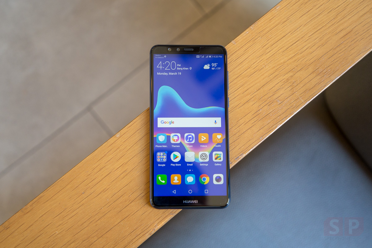 Review Huawei Y9 2018 SpecPhone 0009