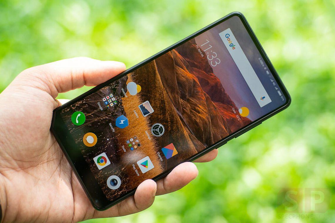 พบข้อมูลว่า Xiaomi Mi Mix 2S สามารถมีกล้องที่ดีขึ้นได้เพียงแค่อัพเดท Firmware เท่านั้น